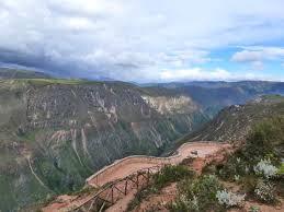 MIrador de Huancas