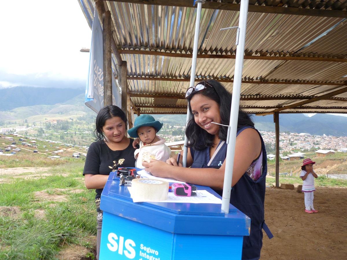Modulo de Informaciòn de la UDR Amazonas: Deberes y Derechos de los Asegurados.