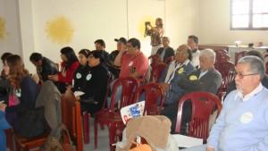 Reunión de Trabajo entre operadores turísticos y autoridades de las regiones que hoy integran la Mancomunidad