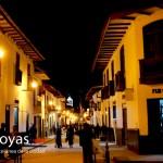 El Boulevard del Jirón Amazonas