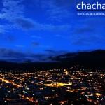 La Hora Azul, cae sobre Chachapoyas