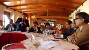 III Reunion del Comité Local de Intercambio Prestacional
