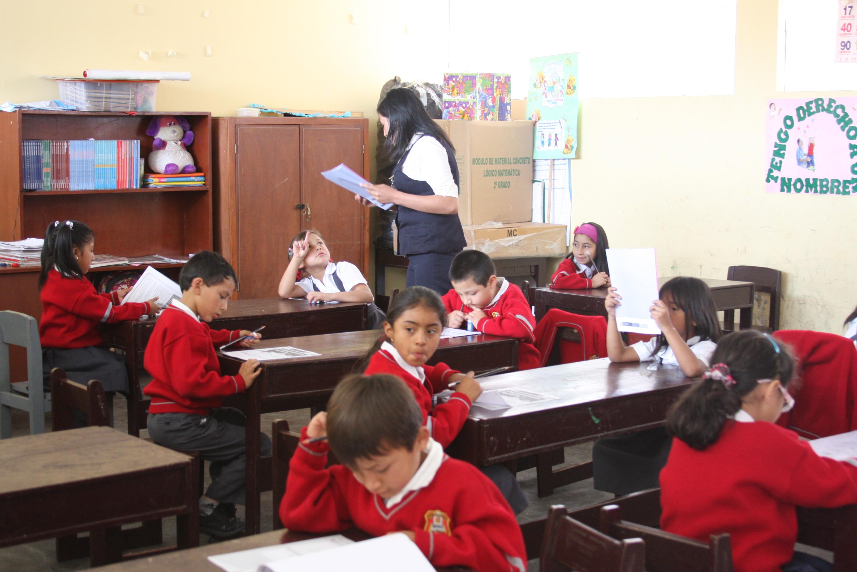 Amazonas airoso en Evaluación Educativa