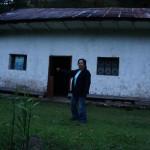 Vivienda de los propietarios actuales del Fundo La Estancia, donde se encuentra La Casa de Pantoja