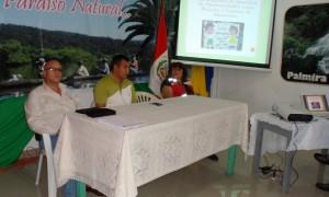 Reunión del Grupo Impulsor DIA en Mendoza