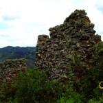 Imponente, uno de los muros más altos de Churillo