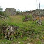 Quizá el resto mejor conservado de Churillo, una Casa Chachapoya