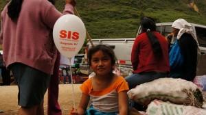 SIS trabajando por la población mas vulnerable del país