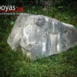 El Puma de Piedra o Pumachaca, en la vía a Leymebamba, urge su protección.