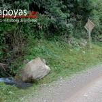 Muy cerca de Pumachaca, se observa una pequeña quebrada que sería, a decir de estudiosos, parte de un conjunto religioso Chachapoya destinado al culto al agua