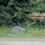 Toma donde se aprecia Pumachaka muy cerca a la calzada de la via Chachapoyas - Leymebamba