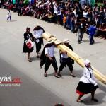 El Purunmacho, símbolo del Raymillacta