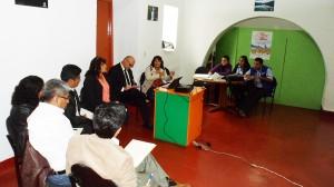 Reunión de Trabajo RENIEC SIS Programas Sociales