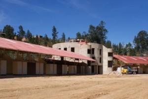 Terminal Terrestre de Chachapoyas, hoy en funcionamiento.