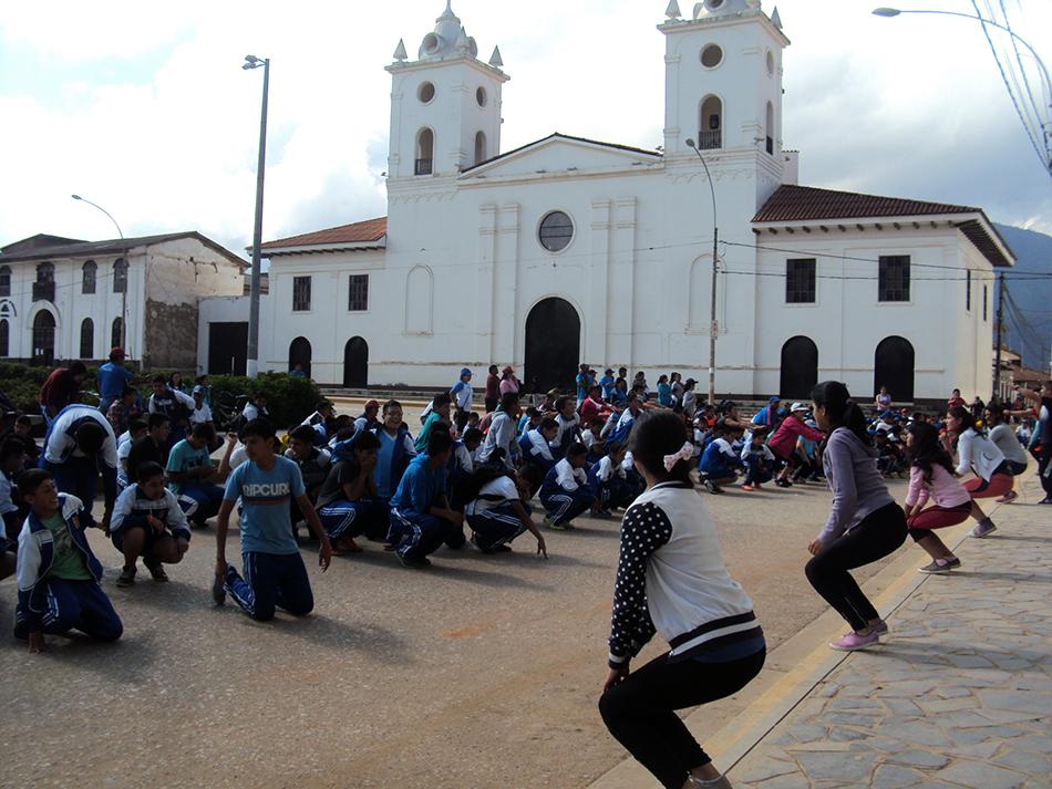 IE Seminario de Jesús María a cargo de Domingos en Familia esta semana
