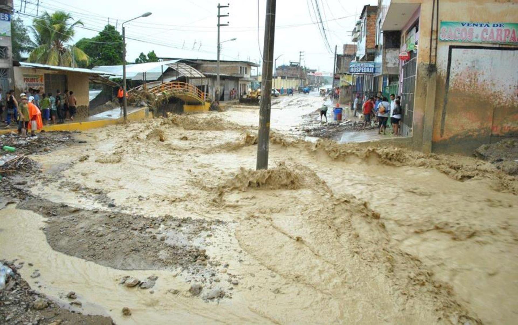 Chachapoyas y la gestión del Riesgo ante Desastres