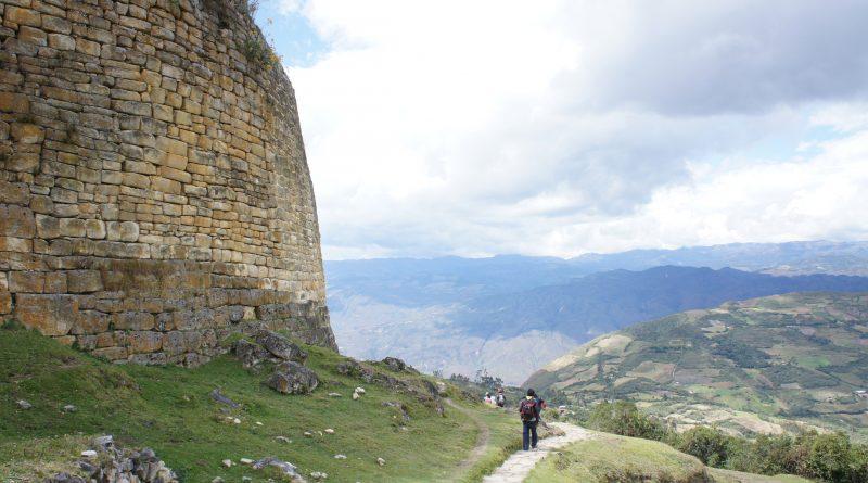 Se pondrán en valor mas restos arqueológicos en Kuélap