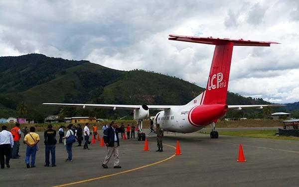 LC Perú volará a Chachapoyas en abril