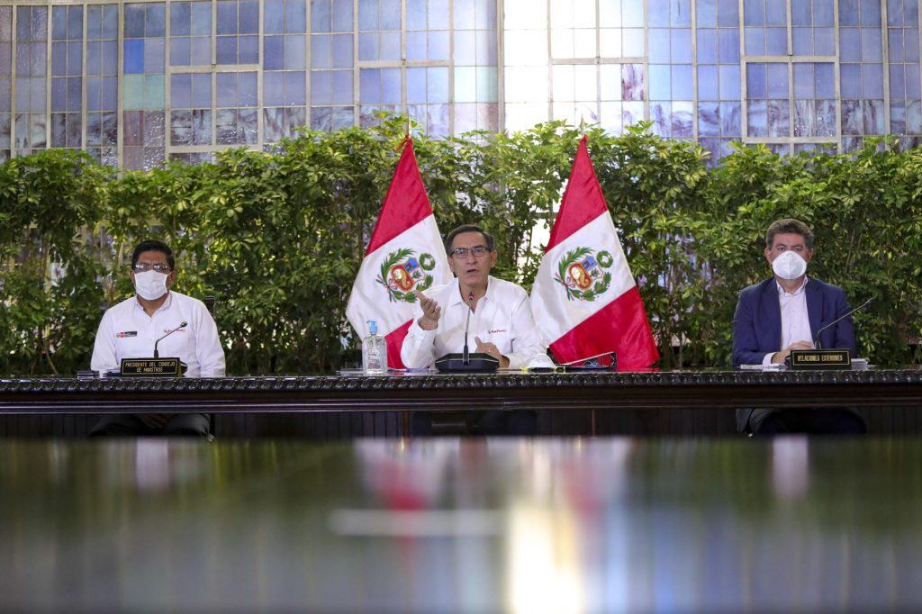 Gestion de Crisis por COVID-19 en el Perú